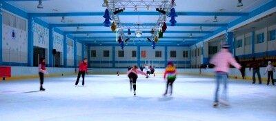 Льодова арена ЦУНАМІ